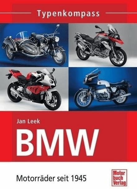 #BMW Motorräder seit 1945 (Leek, Jan)#