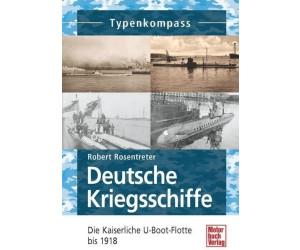 Deutsche Kriegsschiffe (Rosentreter, Robert)
