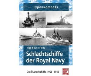 Schlachtschiffe der Royal Navy (Bauernfeind, Ingo)