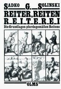 Reiter, Reiten, Reiterei (Solinski, Sadko G.)