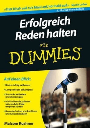 #Erfolgreich Reden halten für Dummies (Kushner, Malcolm)#