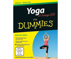 Yoga für Dummies mit Video-DVD (Feuerstein, Georg Payne, Larry)