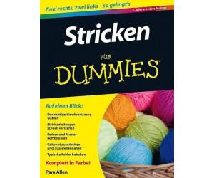 Stricken für Dummies (Allen, Pam)