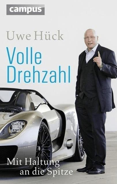 Volle Drehzahl (Hück, Uwe) [Gebundene Ausgabe]