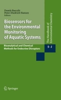 The Handbook of Environmental Chemistry 5. Biosensors [Gebundene Ausgabe]