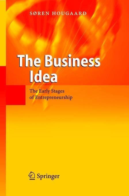 #The Business Idea (Hougaard, Soren) [Gebundene Ausgabe]#