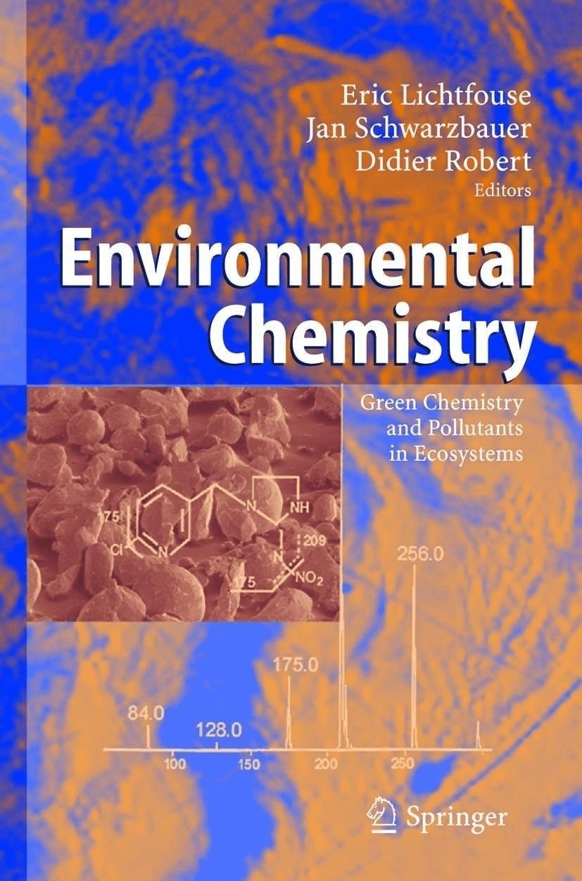 Environmental Chemistry [Gebundene Ausgabe]
