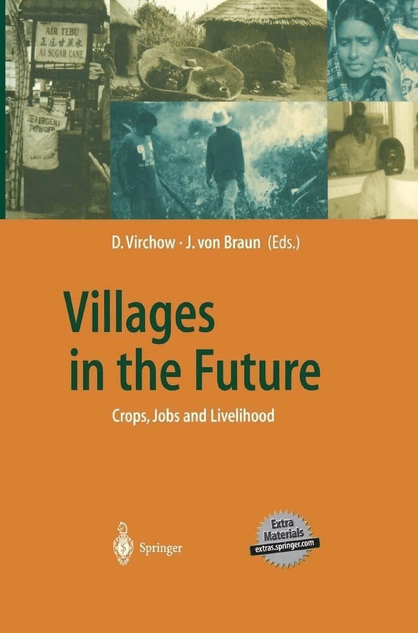 #Villages in the Future [Gebundene Ausgabe]#