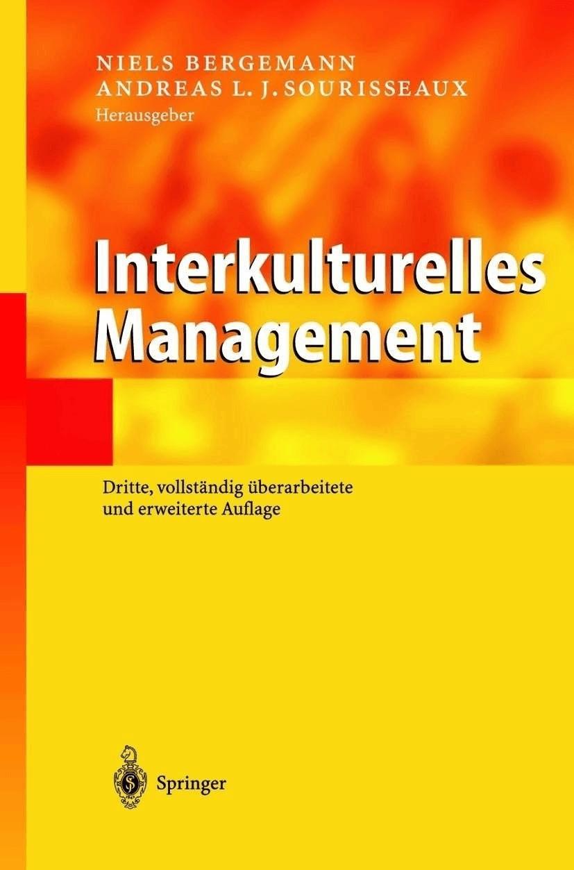 Interkulturelles Management [Gebundene Ausgabe]