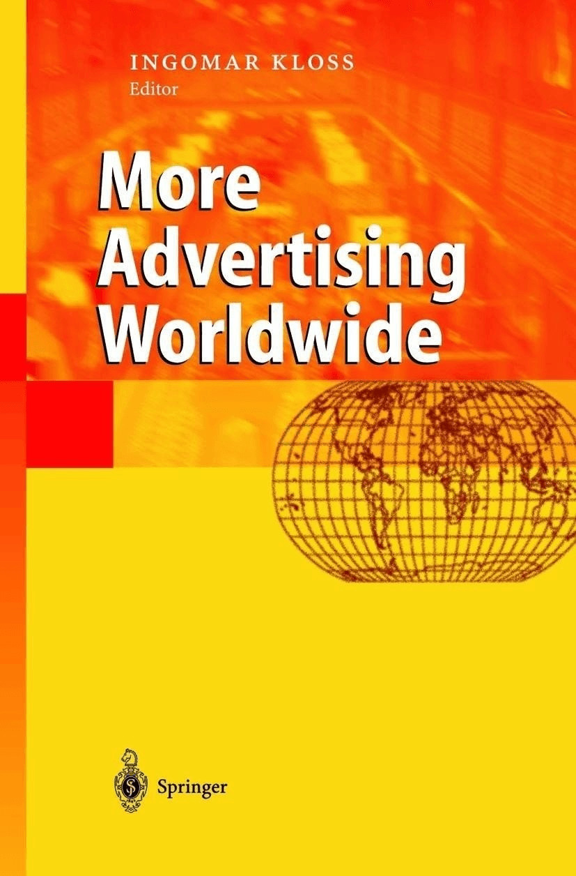 #More Advertising Worldwide [Gebundene Ausgabe]#