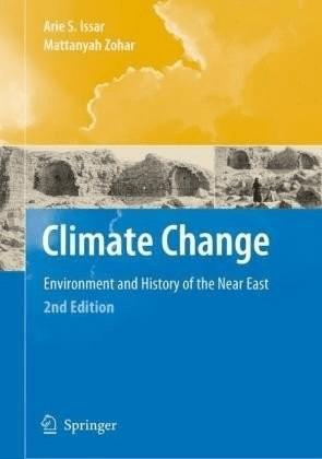 Climate Change (Issar, Arie S. Zohar, Mattanyah) [Gebundene Ausgabe]