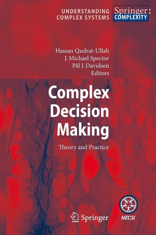 Complex Decision Making [Gebundene Ausgabe]