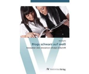 Blogs schwarz auf weiß (Joythe, Réné)