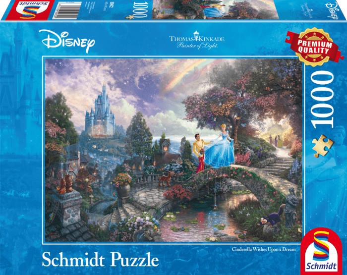 Schmidt-Spiele Thomas Kinkade: Disney Cinderella
