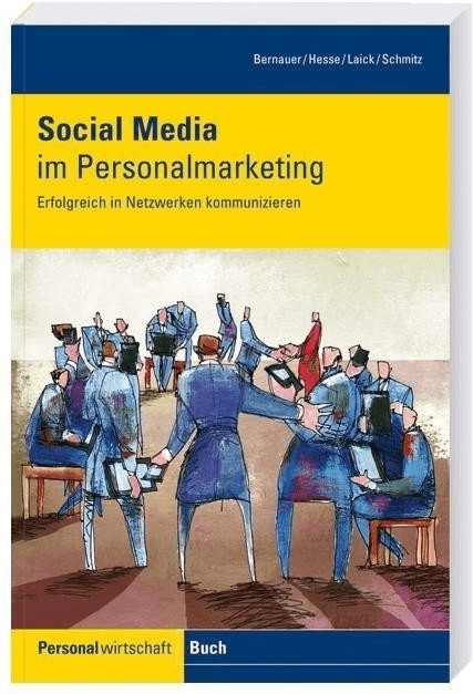 Social Media im Personalmarketing (Bernauer, Do...