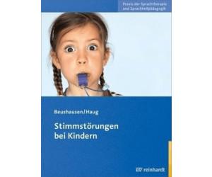 Stimmstörungen bei Kindern (Beushausen, Ulla Haug, Claudia)