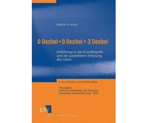 0 Dezibel + 0 Dezibel = 3 Dezibel (Maue, Jürgen H.)