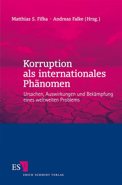 Korruption als internationales Phänomen