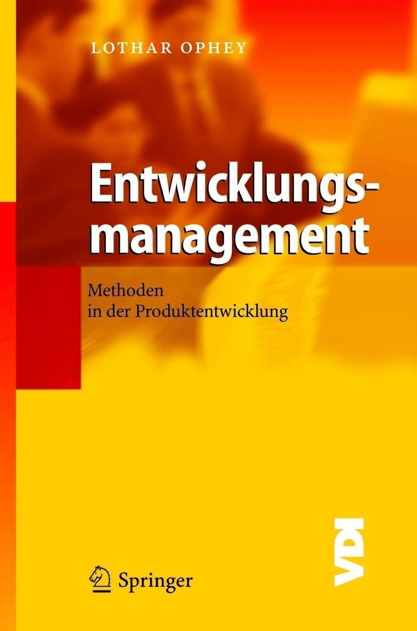 Entwicklungsmanagement (Ophey, Lothar)