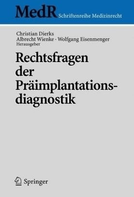 #Rechtsfragen der Präimplantationsdiagnostik#