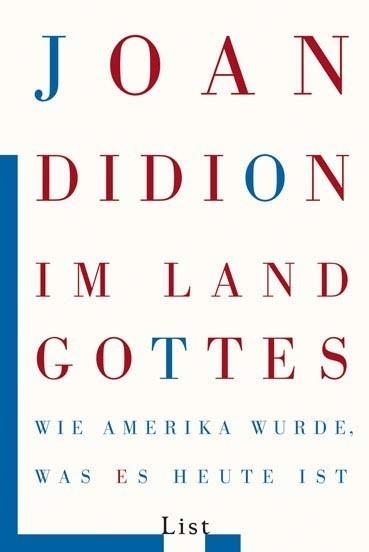#Im Land Gottes (Didion, Joan) [Taschenbuch]#