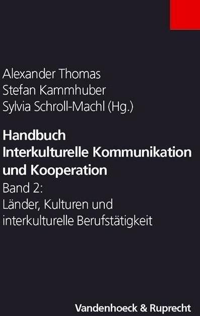 Handbuch Interkulturelle Kommunikation und Koop...