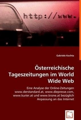 Österreichische Tageszeitungen im World Wide We...