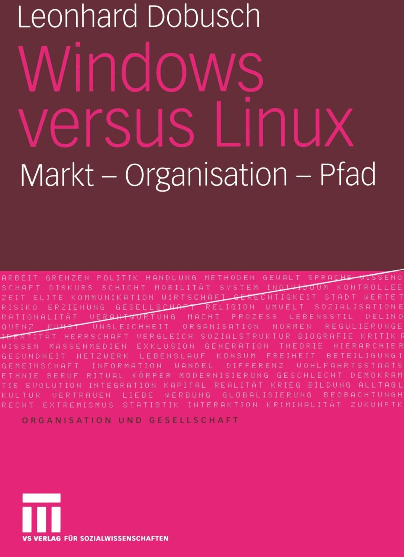 Windows versus Linux (Dobusch, Leonhard)