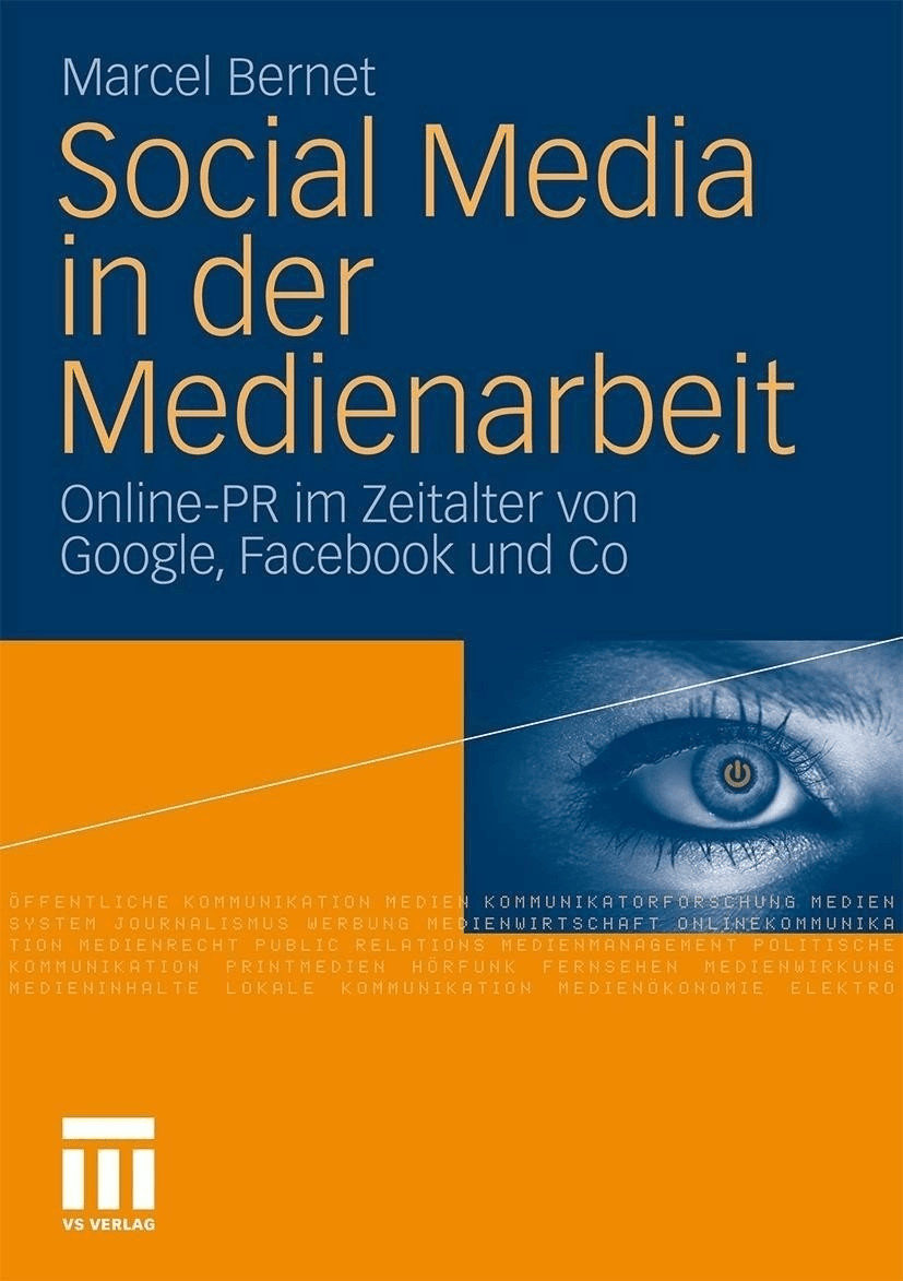 Social Media in der Medienarbeit (Bernet, Marcel)