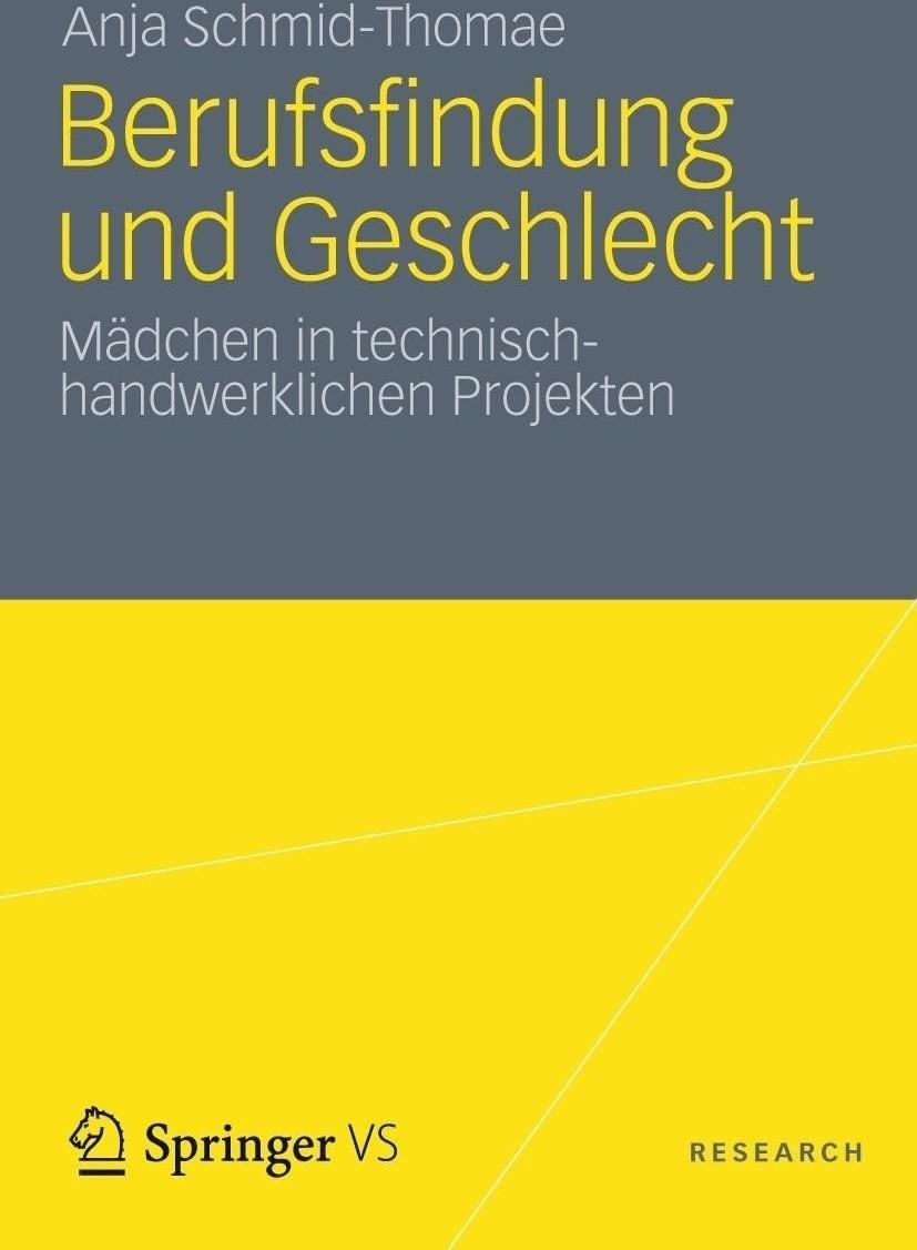 #Berufsfindung und Geschlecht (Schmid-Thomae, Anja)#