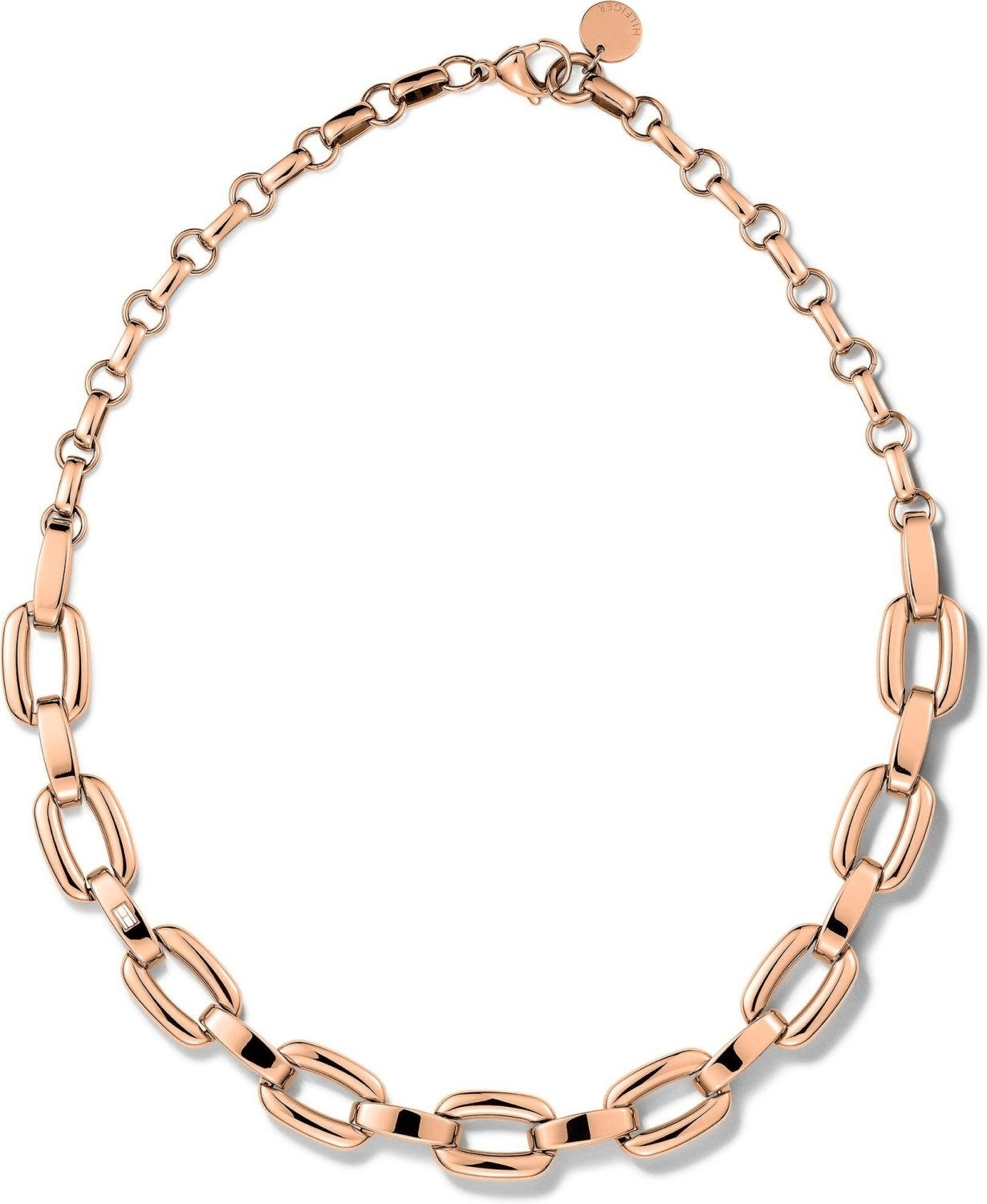 Tommy Hilfiger Link Necklace rose gold plated (MJF2700835)