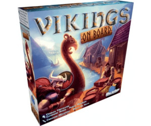 Image of Blue Orange Vikings on Board