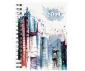1 S Leporello 2021 Zettler Taschenplaner Einlage 501-6198 Kalender 1 M