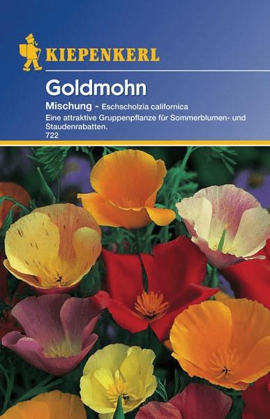 Kiepenkerl Goldmohn-Mischung