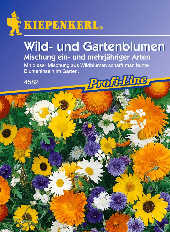 Kiepenkerl Wild- & Gartenblumen