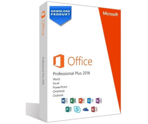 Microsoft Office 2016 Professional Plus Ab 4 99
