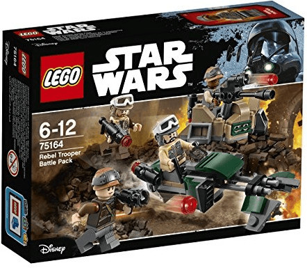 LEGO Star Wars - Rebel Trooper Battle Pack (75164)