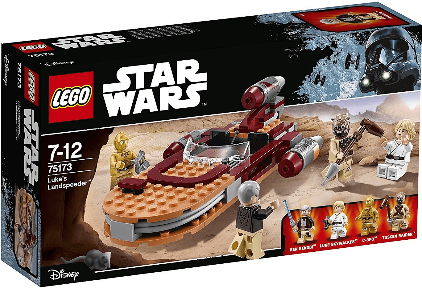 LEGO Star Wars - Luke´s Landspeeder (75173)