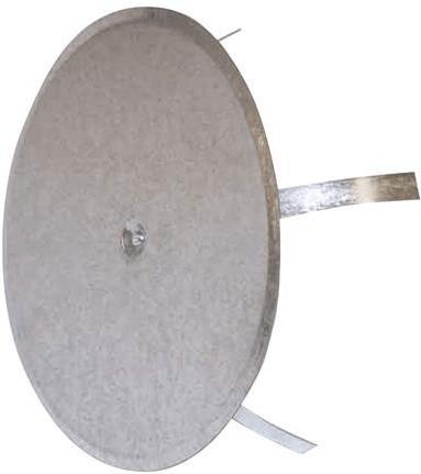 Testrut Kaminlochdeckel 180 mm