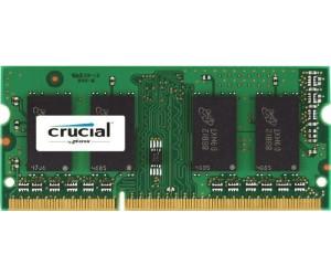 Crucial 4GB DDR3 1600 MHz PC3-12800 1.35V Laptop RAM Sodimm Memory DDR3L 1600 4G