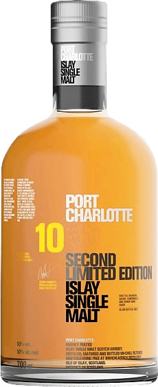 Bruichladdich Port Charlotte 10 Jahre Second Li...