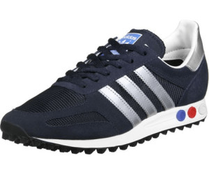adidas Unisex-Erwachsene La Trainer OG Sneakers, Blau (Legend Ink F17/matte Silver/Night Navy), 38 EU