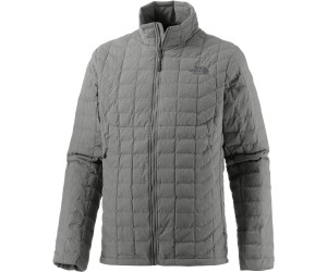 new arrival fdc70 e0e37 The North Face Herren Thermoball Jacke Fusebox Grey Texture ...