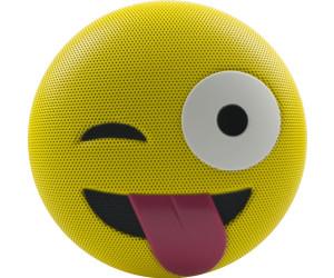 Jam HX-PEM02-EU Sunglasses Jamoji Bluetooth Lautsprecher mit Mikrofon gelb sPoMuF