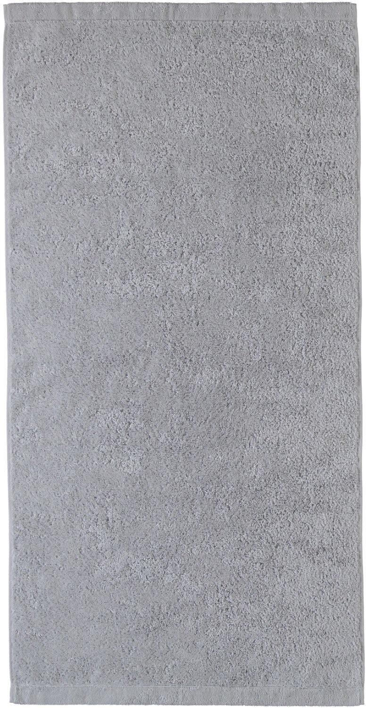 Cawö Life Style Uni 7007 Duschtuch platin (70x140cm)