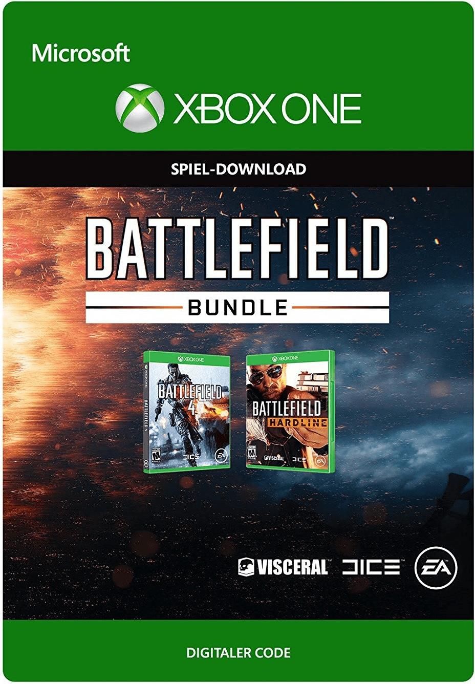 Battlefield: Bundle (Xbox One)