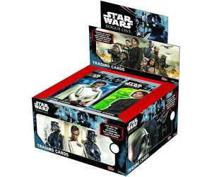 Image of Topps Star Wars Rogue One TC Booster Display