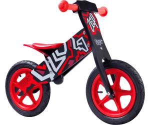 Image of Caretero Toyz Zap black/red
