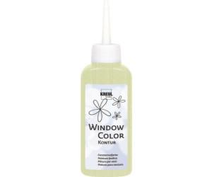 C. Kreul Window Color Konturenfarbe 80ml nachtleuchtfarbe