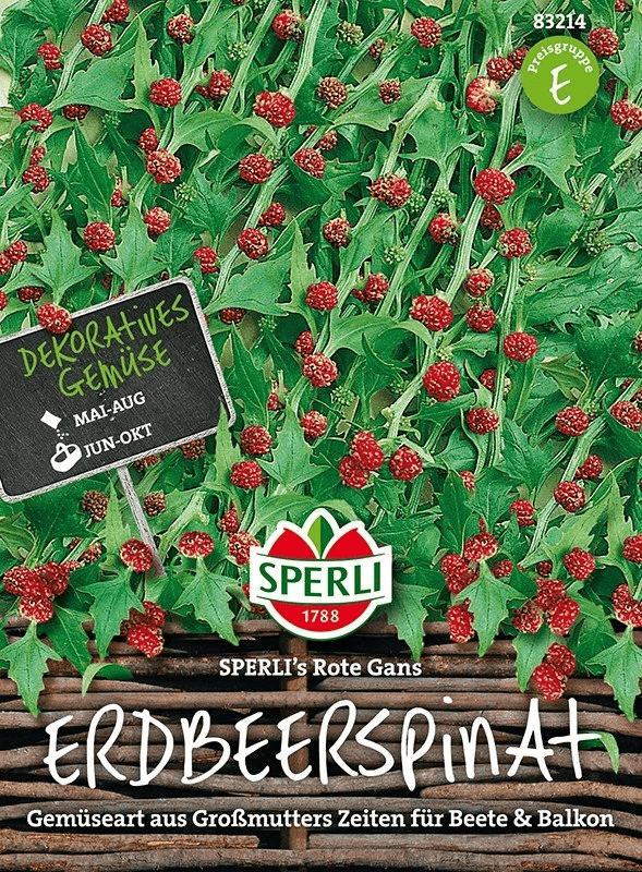 Sperli Erdbeerspinat Rote Gans